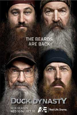 Duck Dynasty (TV) - 27 x 40 TV Poster - Style A