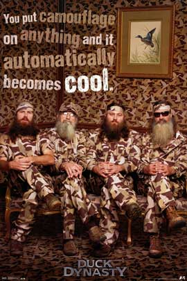 Duck Dynasty (TV) - 22 x 33 TV Poster - Style B