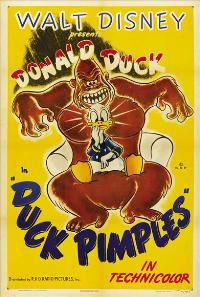Duck Pimples - 11 x 17 Movie Poster - Style A