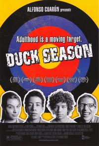 Duck Season - 43 x 62 Movie Poster - Bus Shelter Style A