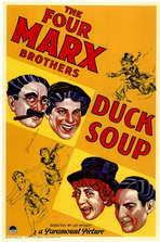 Duck Soup - 11 x 17 Movie Poster - Style A