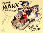 Duck Soup - 11 x 14 Movie Poster - Style B