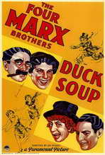 Duck Soup - 27 x 40 Movie Poster - Style A