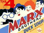 Duck Soup - 22 x 28 Movie Poster - Half Sheet Style A