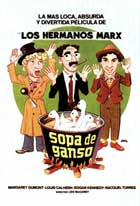 Duck Soup - 11 x 17 Movie Poster - Spanish Style A