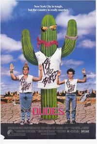 Dudes - 27 x 40 Movie Poster - Style A