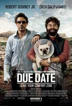 Due Date - 11 x 17 Movie Poster - Style H