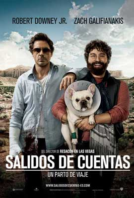 Due Date - 27 x 40 Movie Poster - Spanish Style A