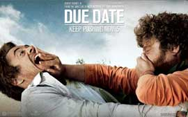 Due Date - 11 x 14 Movie Poster - Style A