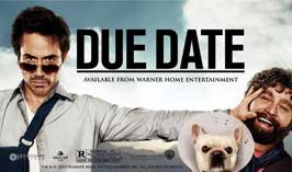 Due Date - 11 x 17 Movie Poster - Style I