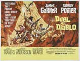 Duel at Diablo - 27 x 40 Movie Poster - UK Style A