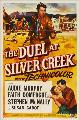 Duel at Silver Creek - 11 x 17 Movie Poster - Style A