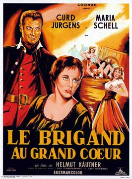 Duel in the Forest - 11 x 17 Movie Poster - French Style A