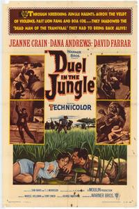Duel in the Jungle - 11 x 17 Movie Poster - Style A