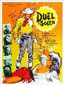 Duel in the Sun - 11 x 17 Movie Poster - Danish Style A