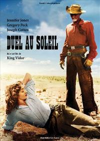 Duel in the Sun - 11 x 17 Movie Poster - French Style A