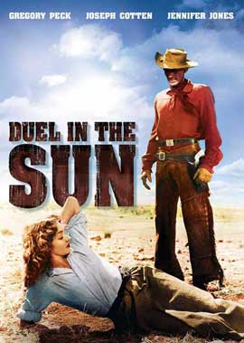 Duel in the Sun - 27 x 40 Movie Poster - UK Style A