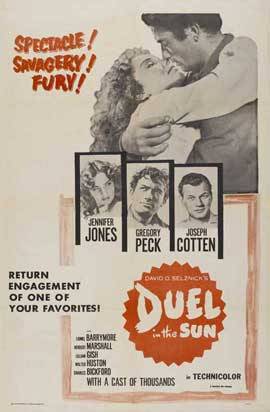 Duel in the Sun - 11 x 17 Movie Poster - Style A