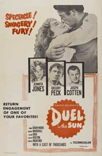 Duel in the Sun - 27 x 40 Movie Poster - Style A