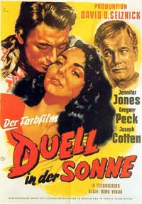 Duel in the Sun - 11 x 17 Movie Poster - Spanish Style C