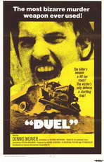 Duel - 11 x 17 Movie Poster - Style A