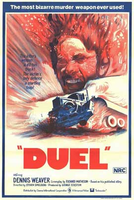 Duel - 11 x 17 Movie Poster - Style C