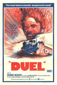 Duel - 43 x 62 Movie Poster - Bus Shelter Style A