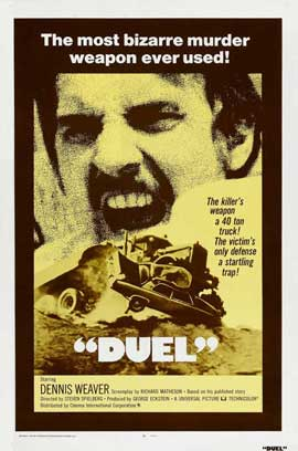 Duel - 27 x 40 Movie Poster - Style C