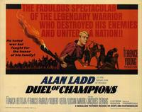 Duel of Champions - 22 x 28 Movie Poster - Half Sheet Style A