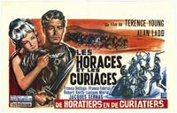 Duel of Champions - 27 x 40 Movie Poster - Belgian Style A