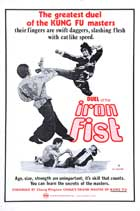 Duel of the Iron Fist - 27 x 40 Movie Poster - Style A