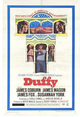 Duffy - 11 x 17 Movie Poster - Style B