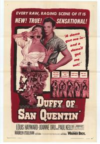Duffy of San Quentin - 27 x 40 Movie Poster - Style A