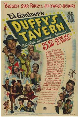 Duffy's Tavern - 27 x 40 Movie Poster - Style A