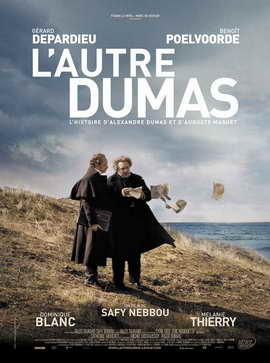 Dumas - 27 x 40 Movie Poster - French Style A