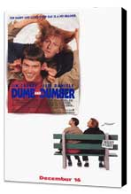 Dumb & Dumber - 27 x 40 Movie Poster - Style A - Museum Wrapped Canvas