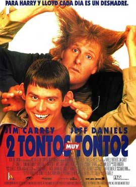 Dumb & Dumber - 11 x 17 Movie Poster - Spanish Style A