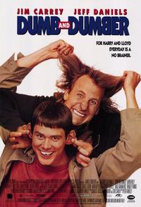 Dumb & Dumber - 11 x 17 Movie Poster - Style C - Museum Wrapped Canvas