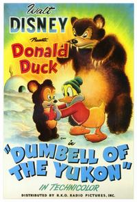 Dumb Bell of the Yukon - 27 x 40 Movie Poster - Style A