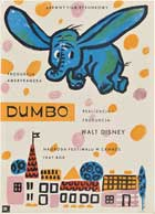 Dumbo - 27 x 40 Movie Poster - Polish Style A