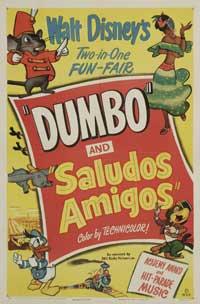 Dumbo - 27 x 40 Movie Poster - Style C