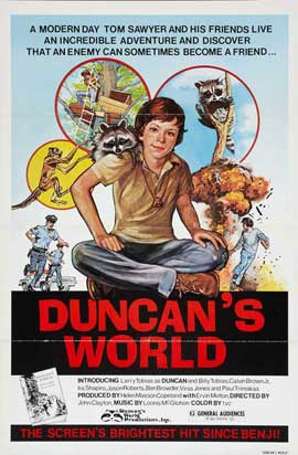 Duncan's World - 11 x 17 Movie Poster - Style A