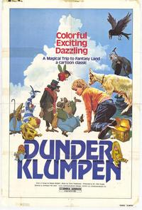 Dunder Klumpen - 11 x 17 Movie Poster - Style A