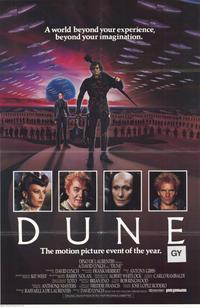 Dune - 11 x 17 Movie Poster - Australian Style A