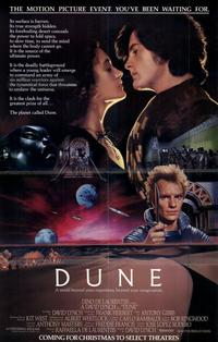 Dune - 11 x 17 Movie Poster - Style D