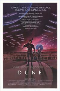 Dune - 43 x 62 Movie Poster - Bus Shelter Style A