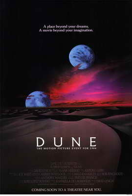 Dune - 27 x 40 Movie Poster - Style B
