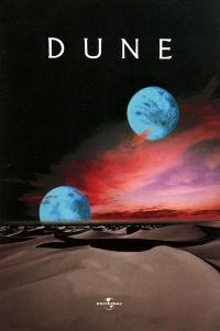 Dune - 43 x 62 Movie Poster - Bus Shelter Style B