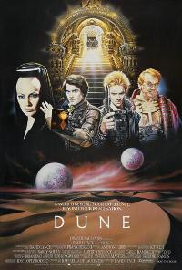 Dune - 43 x 62 Movie Poster - UK Style A