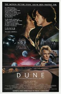 Dune - 43 x 62 Movie Poster - Bus Shelter Style C